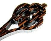 Letter Opener / Exotic African Wenge Wood
