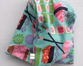 Hot/Cold Rice Bag - Oriental Sushi Flannel