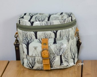 896 Nicky Camera Bag PDF Pattern