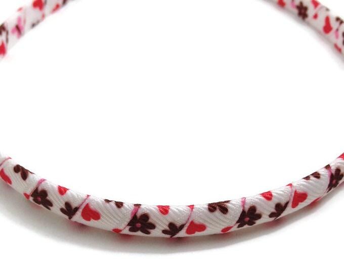 Butterfly Hearts Headband -Handmade To Order