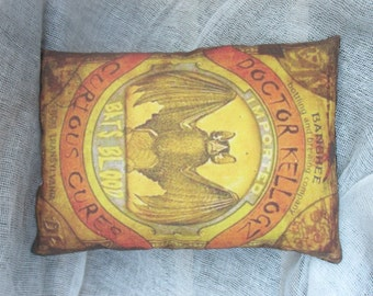 Halloween Pillow | Creepy Bat Pillow | Halloween Decor | Spooky | Bats Blood Cure