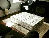 Custom Pallet Coffee Table for katiemalone4