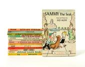 Vintage 60s 70s 'I Can Read Book' Set of 14 / Beginner Reader Vintage Childrens Book
