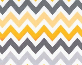 SuperBowl Sale Remix Chevron by Ann Kelle for Robert Kaufman Fabrics, Chevron Retro 1/2 yd total