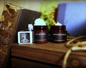 Mini Cream, Scrub and Perfume Oil Mini Combo Sampler, Gift Set
