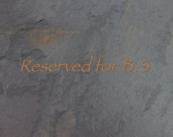 Reserved for B.S. Only  Sparkling Natural Drusy Cabochons