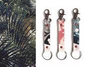 Tonala Marble Key Chain