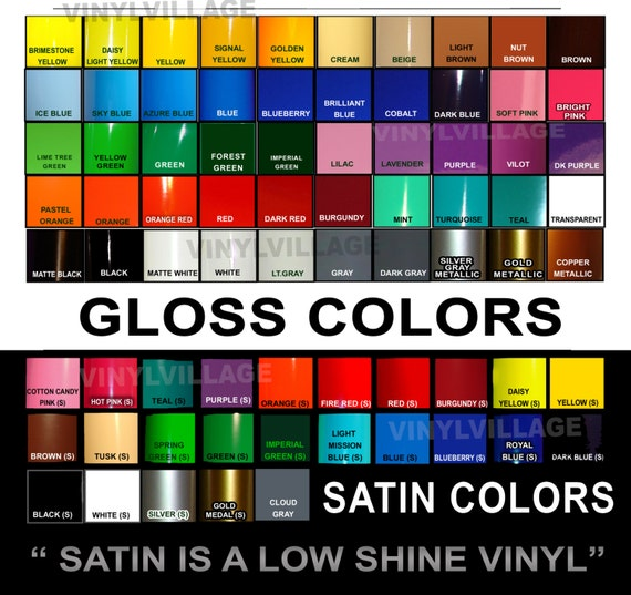 """Grab Bag 10 rolls 6""""x5' feet Adhesive Backed Vinyl for all Craft and Sign Cutters  YOU PICK COLORS in any combination,"""