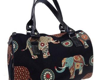Elephant Handbag Etsy