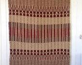 Vintage Boho Hand Woven Rug