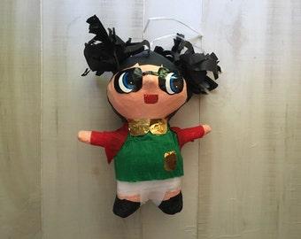 Mexican Mini La Chilindrina Chavo Piñata