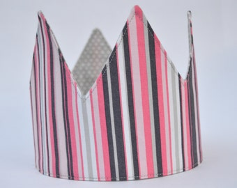 Adjustable Reversible Crown