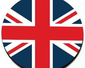 Union Jack - Magnetic Grill Badge for MINI Cooper