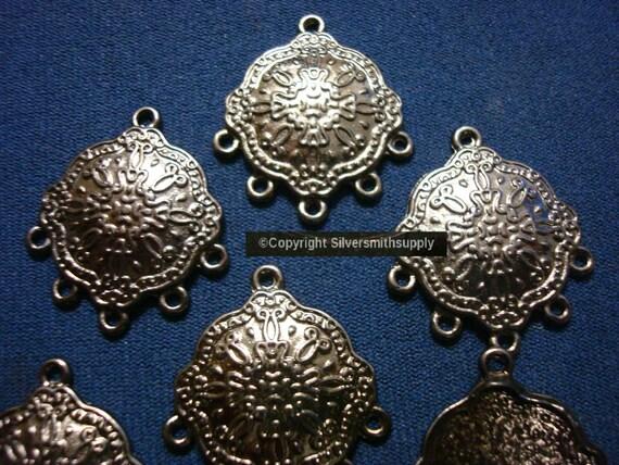 Black Chandelier Earring Findings 6pcs Lot 5 To 1 Necklace