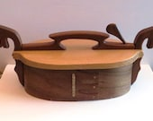 Norwegian Style Bentwood Box