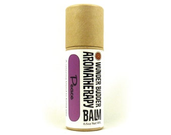 Peace Aromatherapy Balm for Relaxation
