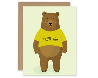 I Love You THISSSSS Much - Mothers Day Card, Valentines Day Card, Anniversary Card