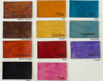 Color Swatches Set for Retailers