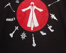 Kingdom Hearts Organization XIII T-shirt