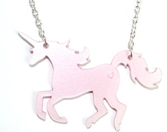It's All For Unicorn Necklace