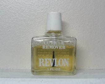 Vintage  1960's/1970's  Revlon Cuticle Remover