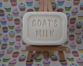 Cupcake Soap Cupcake Scented Soap Goat's Milk Soap Scented in Cupcake Scent Gift for Her Handmade Soap Foodie Soap