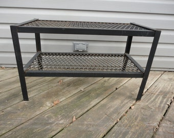 Iron Patio Table