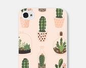 iPhone 6 Case iPhone 6s Case Cactus iPhone 6s Plus Case Cactus iPhone 5s Case iPhone 5 Case iPhone 5c Case Samsung Galaxy S5 Case Succulent