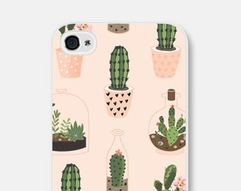 Cactus iPhone 7 Case iPhone 6 Case iPhone 6s Case Cactus iPhone 6s Plus Case iPhone 5s Case iPhone 5 Case Samsung Galaxy S7 Case Succulent