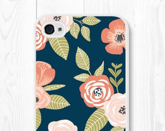 iPhone 6 Case Floral iPhone 6s Case iPhone 6 Plus Case Phone Case Gift for Boss Gift for Coworker Teen Gift iPhone 5s Case iPhone 6s Plus