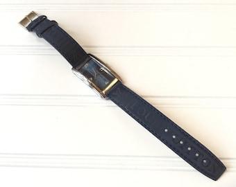 Louis Vuitton Watch - Wrist Watch - Leather Watch Band - LV Paris