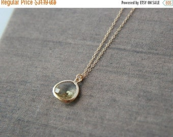 Gold Necklace, Yellow, Delicate Necklace, Dainty Necklace, Simple Necklace, Everyday Necklace, Layering Necklace, Simple Gold Necklace