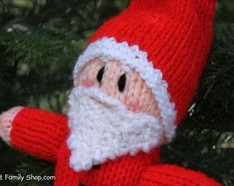 Santa Doll Christmas Decoration / Toy, Saint Nicholas, Father Christmas, Santa Claus