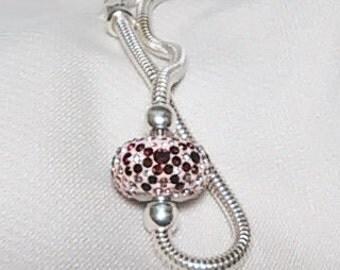 Charm Bracelet-Sterling Silver