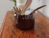 Brown Crock Pot
