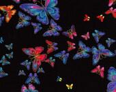 Butterfly Garden - Timeless Treasures -  Half Yard