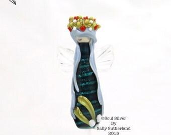 Woodland Fairy - Doll Bead