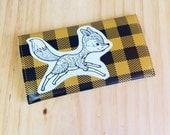 Foxy Fox Travel Wallet