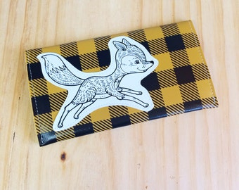 Foxy Fox Travel Wallet