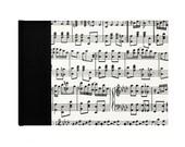 Music Composition Book SHEET MUSIC
