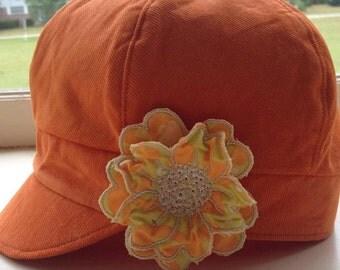 Newsgirl Hat