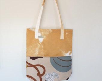 marimekko bag - market bag - fabric tote