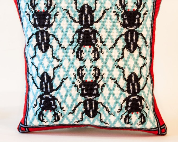 Bugs Needlepoint Kit with Chart Only
