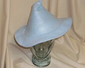 Blue Witch Hat- Fleur- Harry Potter- Beauxbatons Academy