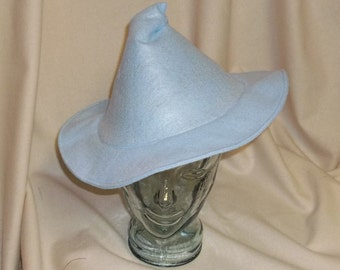 Blue Witch Hat- Fleur- Harry Potter- Beauxbatons Academy