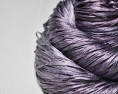 Tedium OOAK - Silk Tape Lace Yarn - SUMMER EDITION