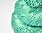 Green Sea - Silk Lace Yarn