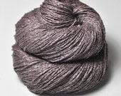 Opening Pandora's Box OOAK - Silk/Linen Fingering Yarn