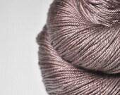 Faded old rosewood - Silk/Merino DK Yarn superwash