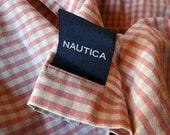 Twin Sheet Set, 1 Fitted Sheet, 1 Flat Sheet, Nautica, 100% cotton